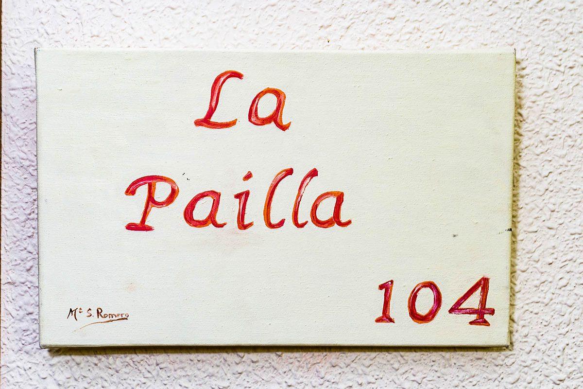 104. La paílla