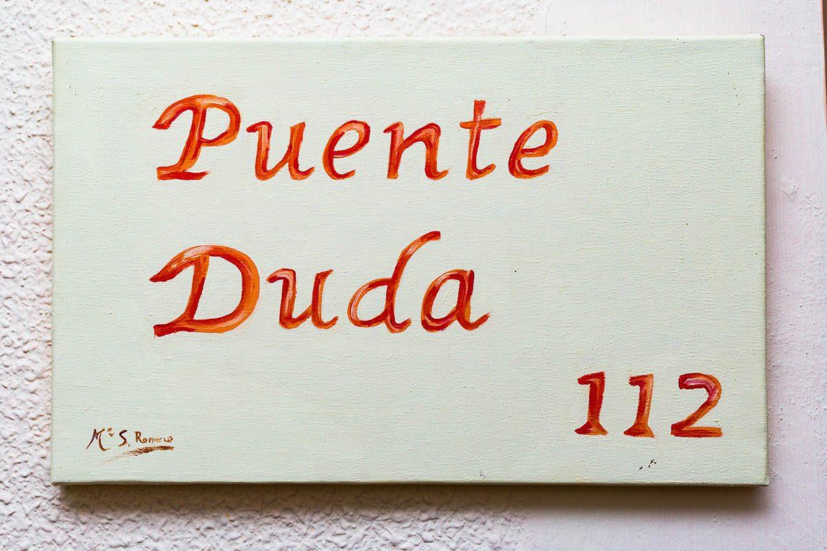 112. Puente Duda
