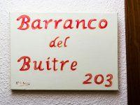 203. Barranco del Buitre